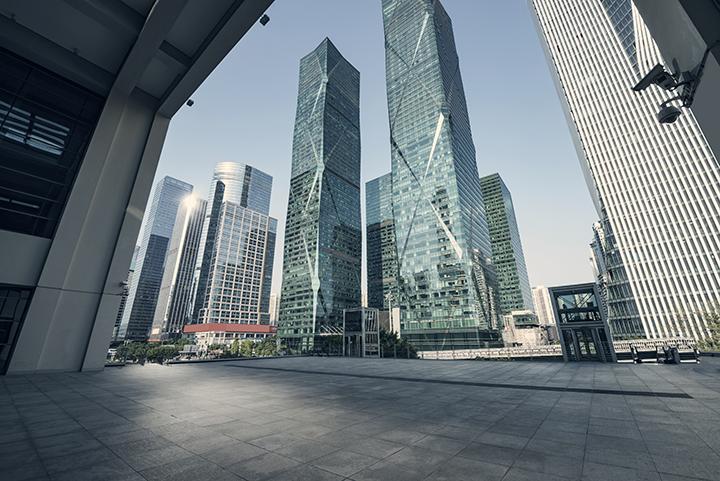 industrial office buildings